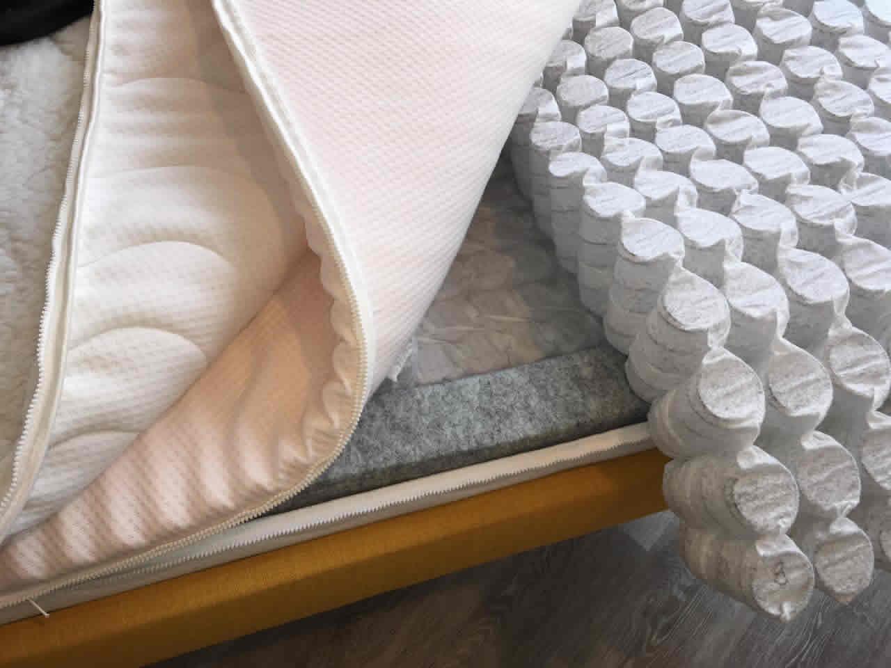 geeignete matratzen f r ein boxspringbett dormito. Black Bedroom Furniture Sets. Home Design Ideas