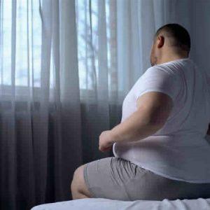 Eine Matratze, die für Übergewichtige passt