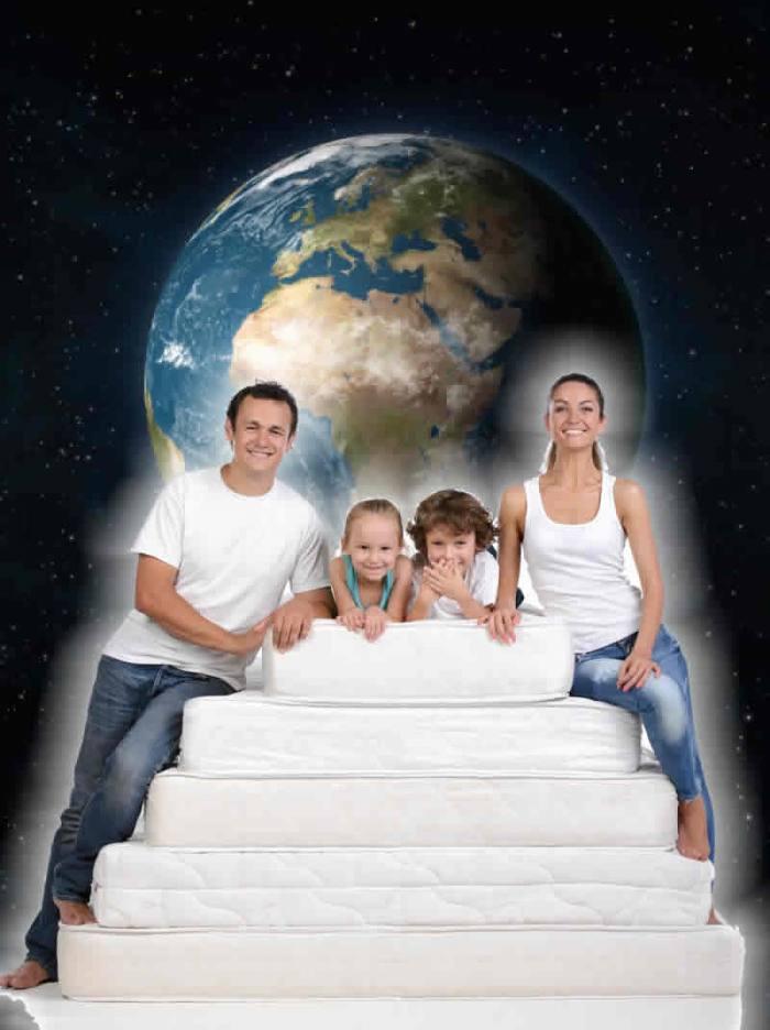 Die beste Matratze der Welt