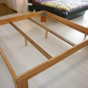 Boxspring Bett selber bauen mit dem Boxspringbett Umbau Set 79 €