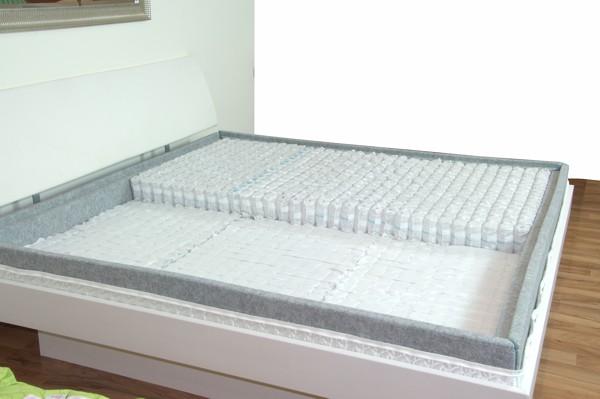 taschenfederkernmatratze oder boxspringbett nur f r ihren k rper. Black Bedroom Furniture Sets. Home Design Ideas