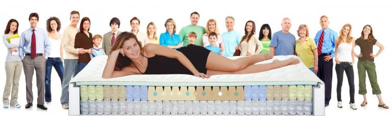 welche matratze ist die richtige dormito matratzen boxspringbetten. Black Bedroom Furniture Sets. Home Design Ideas