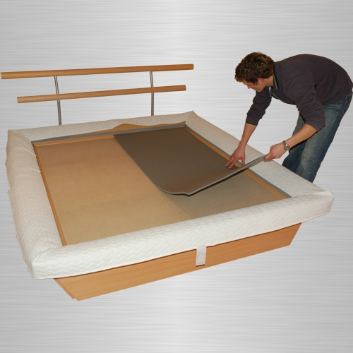 wasserbett isolierung 25 dormito schlafsysteme. Black Bedroom Furniture Sets. Home Design Ideas