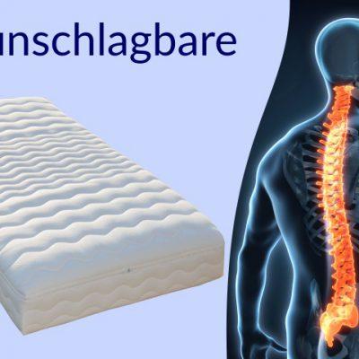 matratze gegen rückenschmerzen