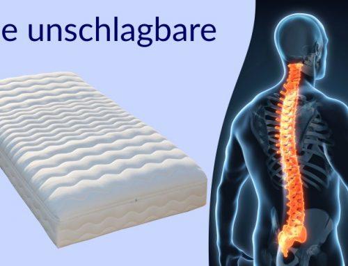 Welche Matratze bei Rückenschmerzen ?