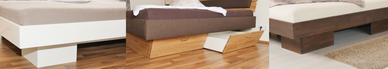 boxspring bett mit bettkasten lattenroste schubladen. Black Bedroom Furniture Sets. Home Design Ideas