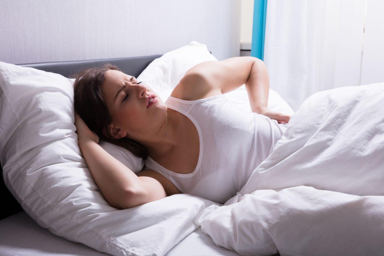 rückenschonende matratze schlafen