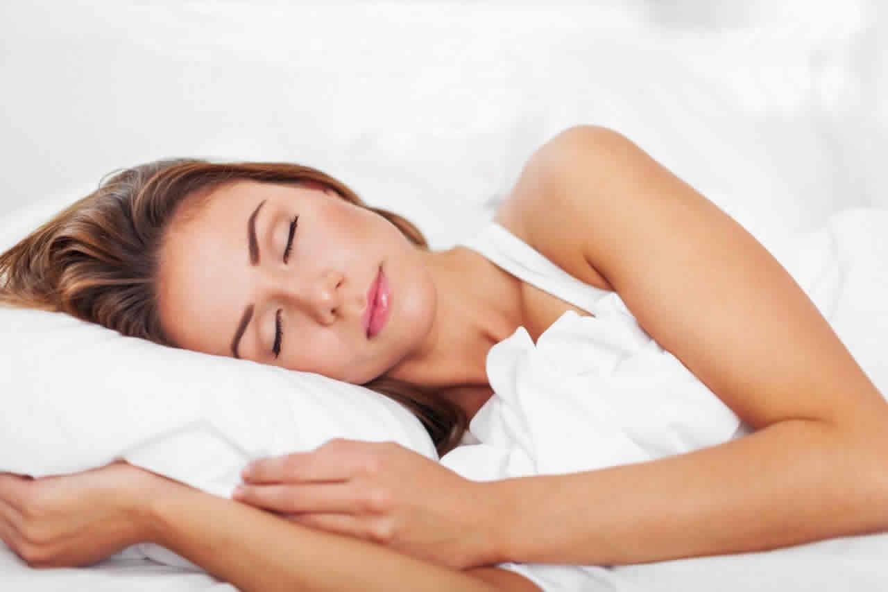 Schlafen auf Matratzen